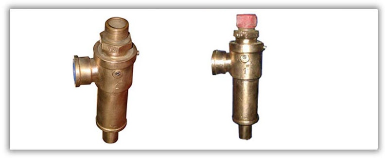 Bronze Relief Safety Valves Manufacturer