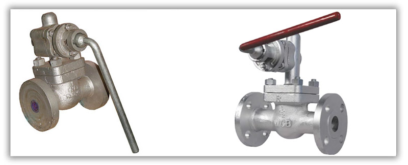 Cast Steel Blow Down Valves Manufacturer