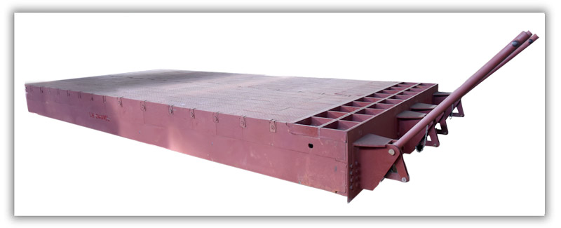 Dumping Grate Assembly Manufacturer
